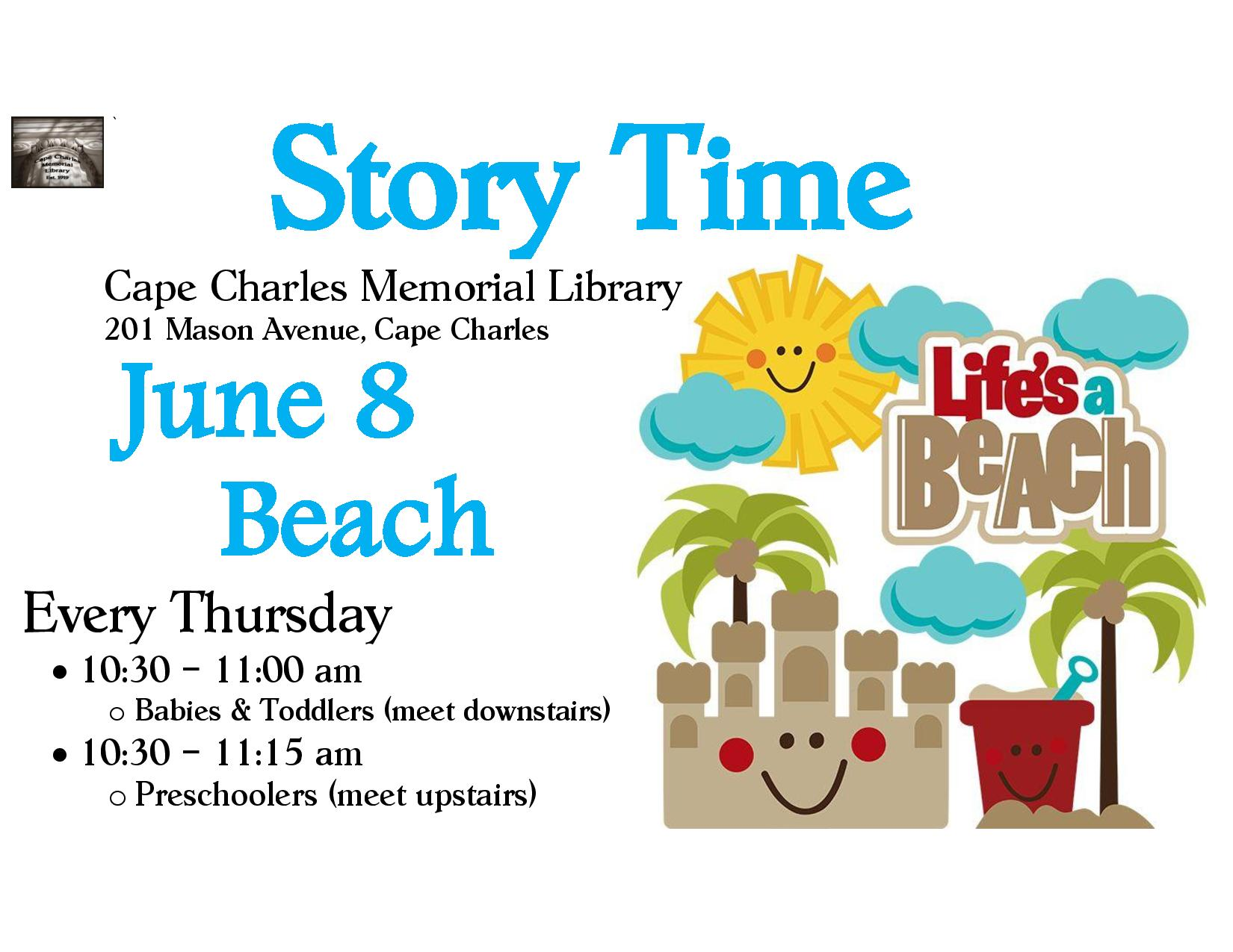 Story Time Preschool and Baby & Toddler
