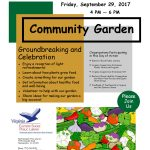 Community Garden Groundbreaking and Celebration @ Northampton Free Library | Nassawadox | Virginia | United States