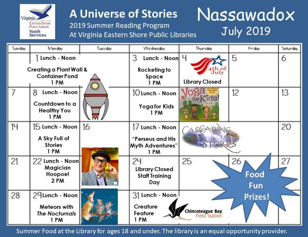 Rocketing to Space @ NORTHAMPTON FREE LIBRARY