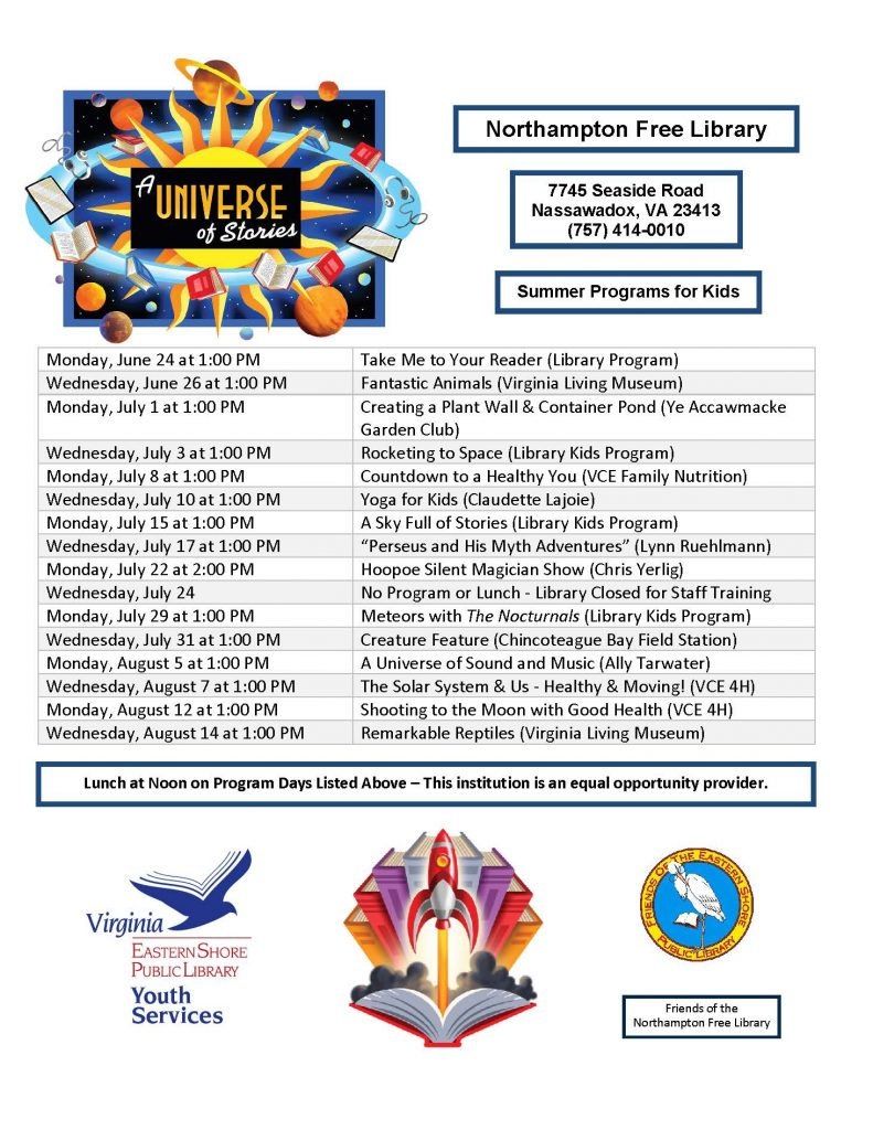 Solar System & Us-Healthy & Moving! @ Northampton Free Library