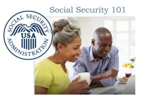 Social Security:  What Every Retiree Should Know @ Virtual program