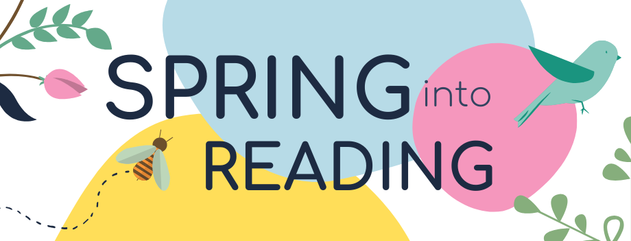 2021 Spring into Reading Challenge @ Beanstack